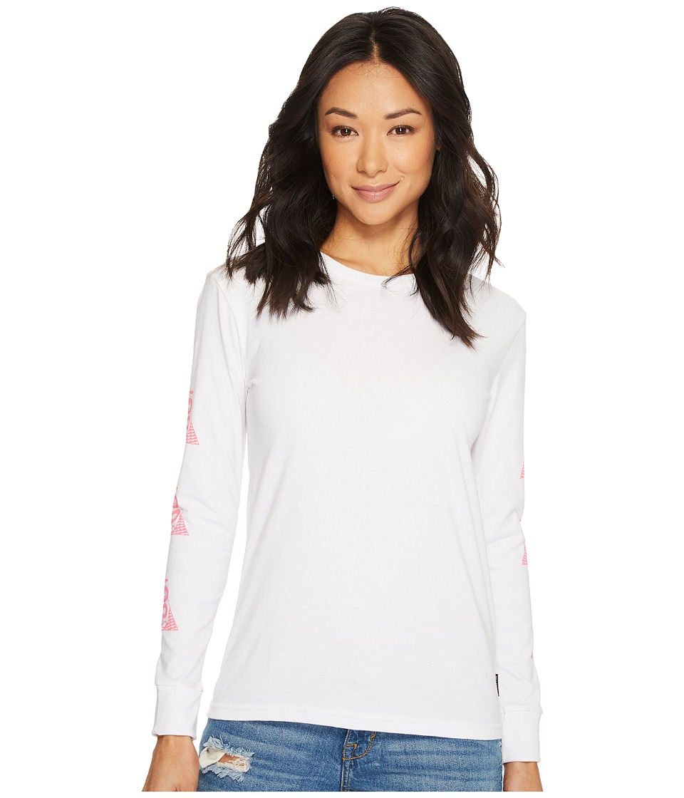 Billabong Tons Of Sun T-Shirt (White) Women