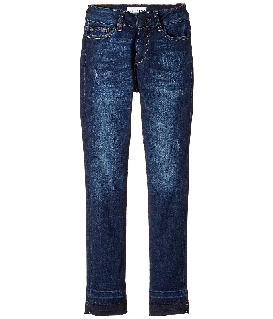 DL1961 Kids Chloe Skinny Jeans in Caruso (Big Kids) (Caruso) Girl