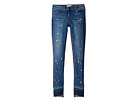 DL1961 Kids Embroidered Skinny Jeans in Galaxy (Big Kids)