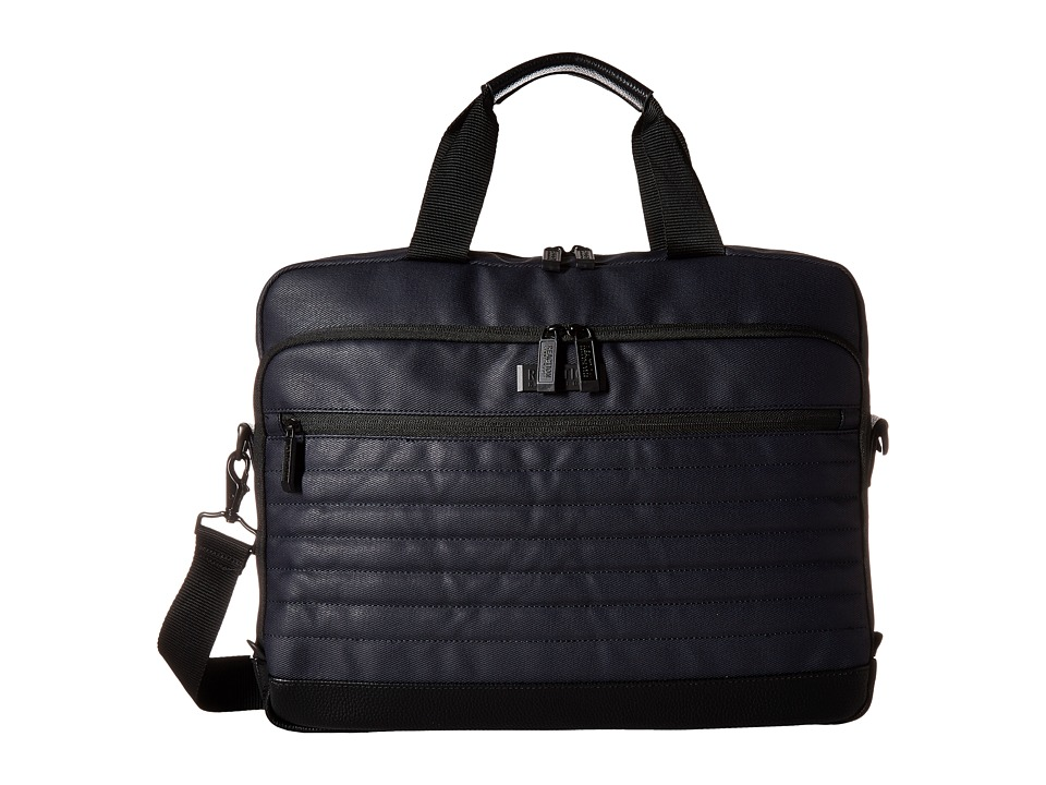 Kenneth Cole Reaction - 15.6 Computer Case (Navy) Bags