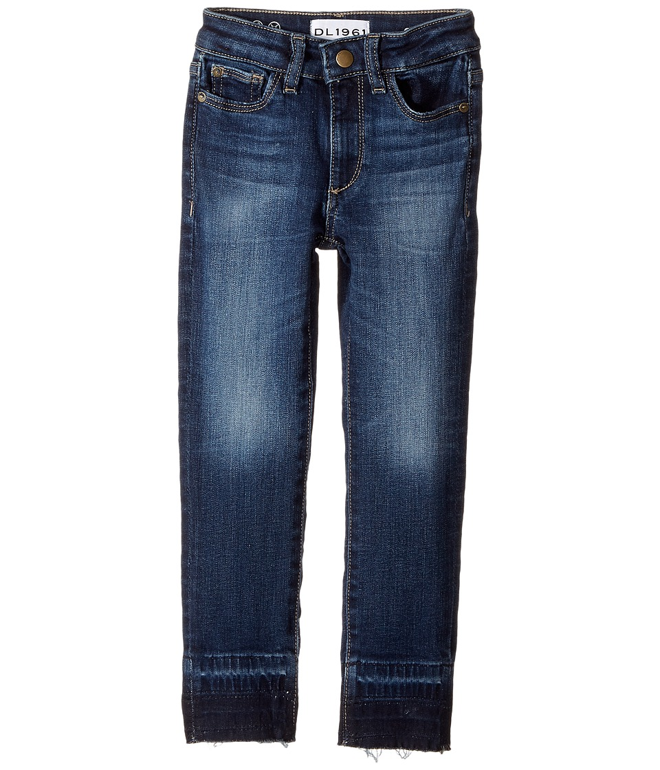 DL1961 Kids Chloe Relaxed Skinny Jeans in Montrose (Toddler/Little Kids) (Montrose) Girl