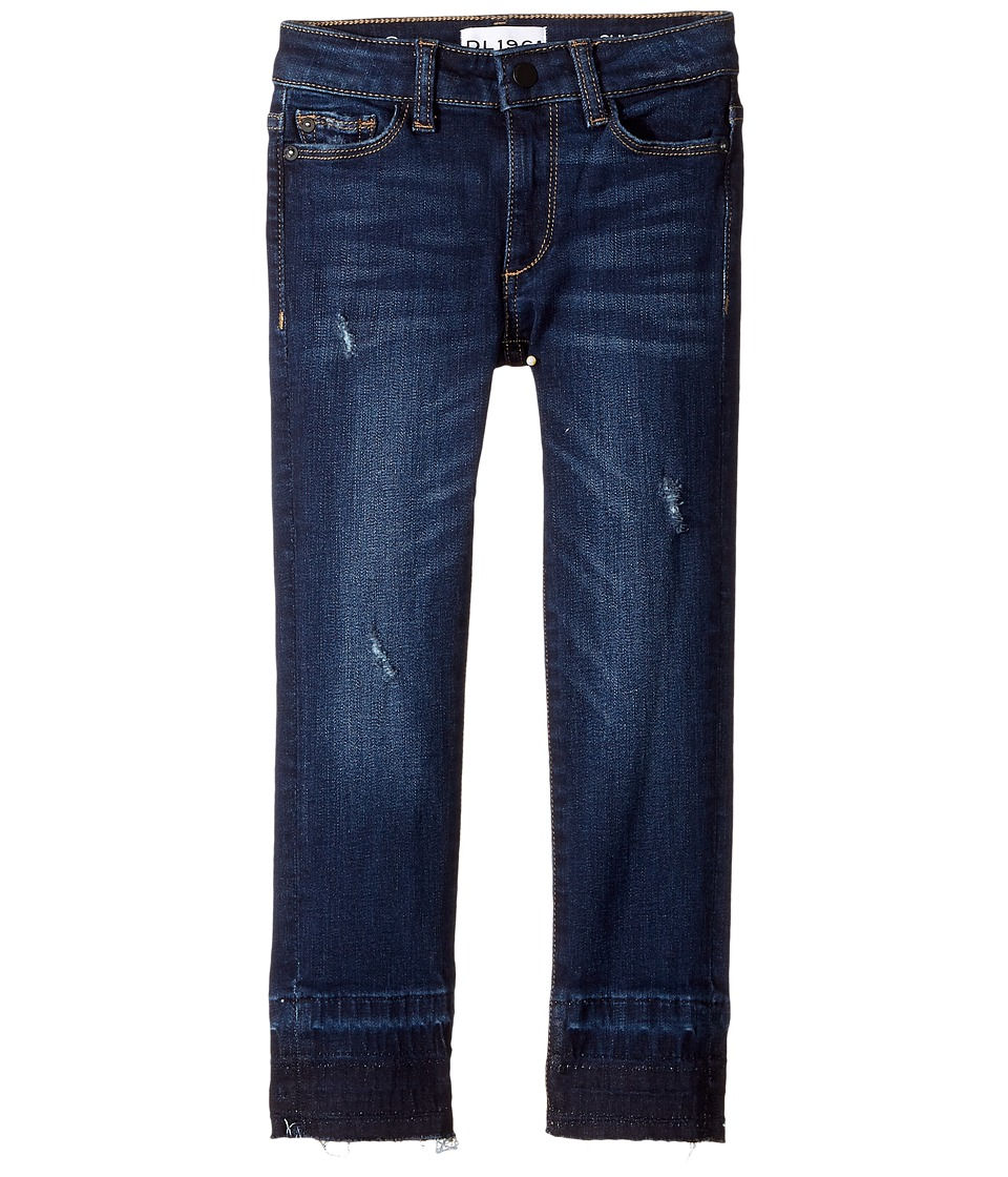 DL1961 Kids Chloe Skinny Jeans in Caruso (Toddler/Little Kids) (Caruso) Girl