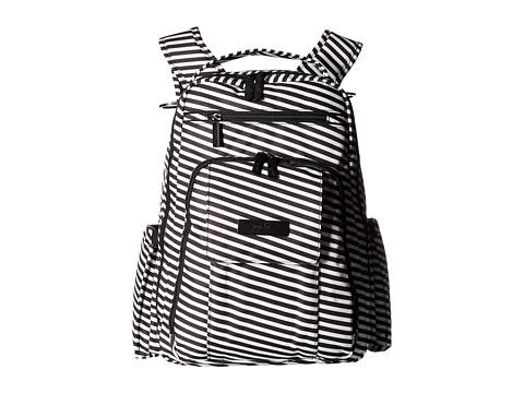 Ju-Ju-Be Onyx Be Right Back Backpack Diaper Bag - Black Magic