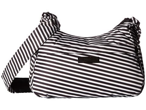Ju-Ju-Be Onyx HoboBe Purse Diaper Bag - Black Magic
