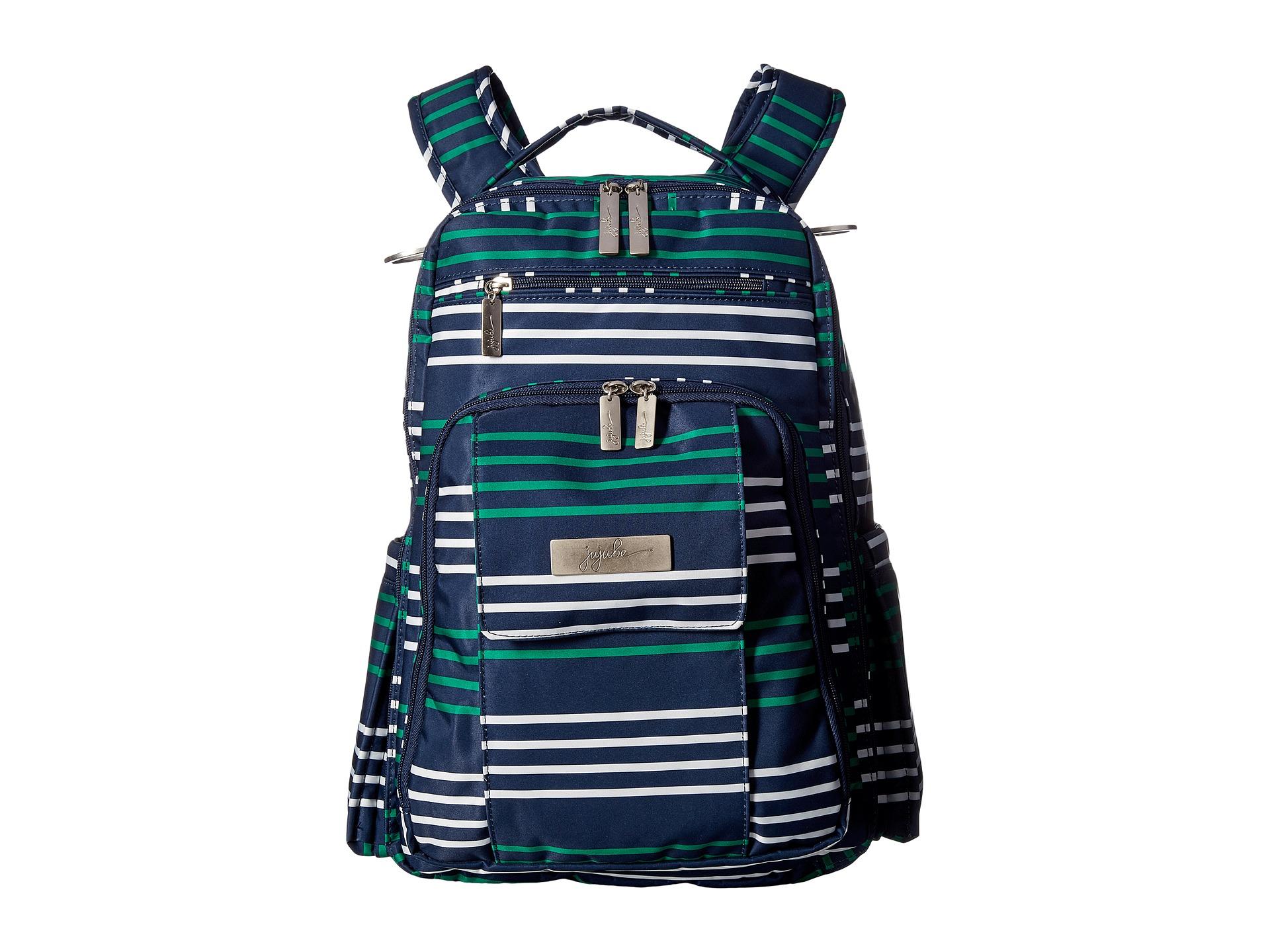 ju ju be coastal be right back backpack diaper bag at. Black Bedroom Furniture Sets. Home Design Ideas