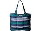 Ju-Ju-Be - Coastal Super Be Zippered Tote Diaper Bag