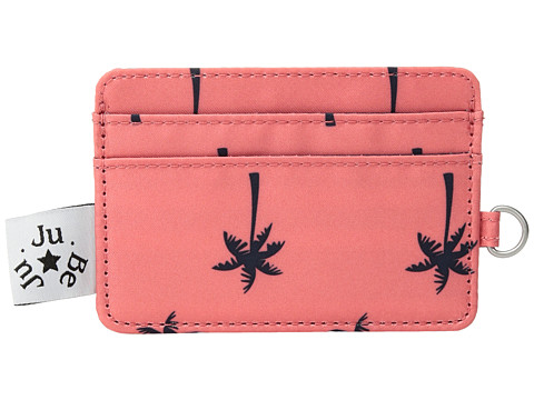 Ju-Ju-Be Coastal Be Charged Card Case - Palm Beach