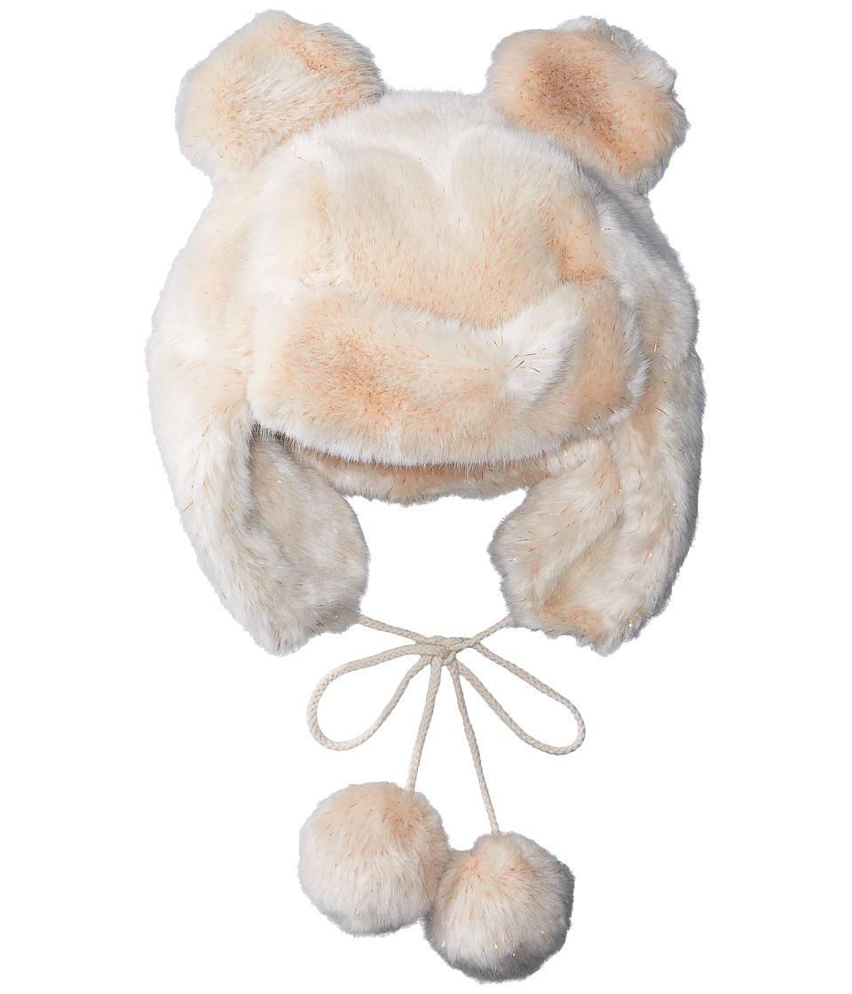 Betsey Johnson - Twinkle Sprinkle Trapper Hat w/ Ears