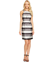 Jessica Simpson - Striped Halter Sateen Dress