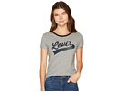 Levi's® Womens - Slim Crew Neck Tee