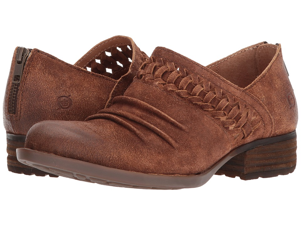 Born Katharina (Rust (Tobacco) Distressed Leather) Women