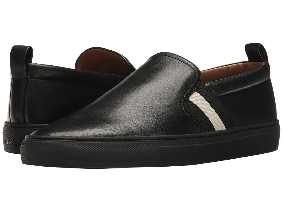 Bally - Herald Sneaker (Black Calf) Mens Shoes