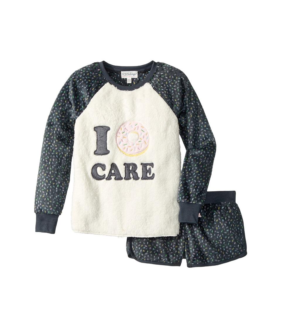 P.J. Salvage Kids - Sprinkles Donut Pajama Set