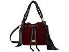 Frances Valentine - Small Ann Velvet Bucket Bag
