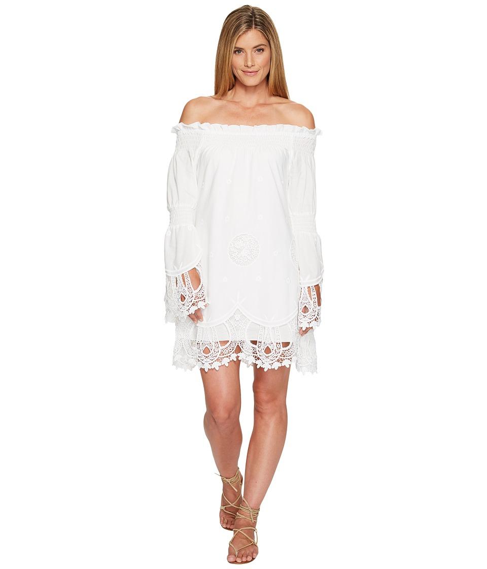 Union of Angels Indigo Dress (White) Women