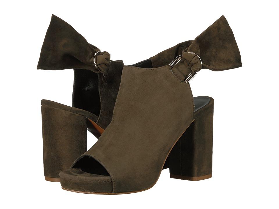 Clergerie - Alt (Lychen Suede) Womens Shoes