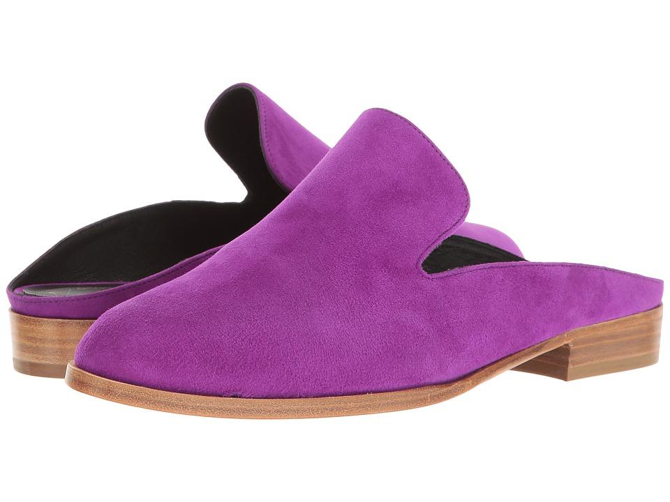 Robert Clergerie Alicen (Purple Suede) Women