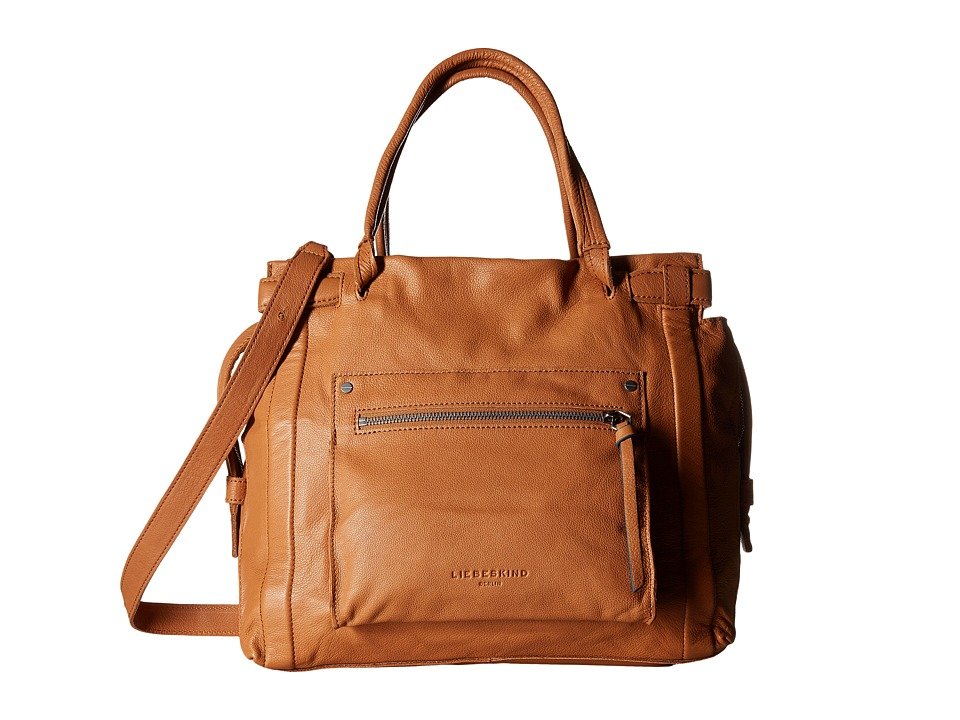 Liebeskind - Virginia (Cognac) Handbags