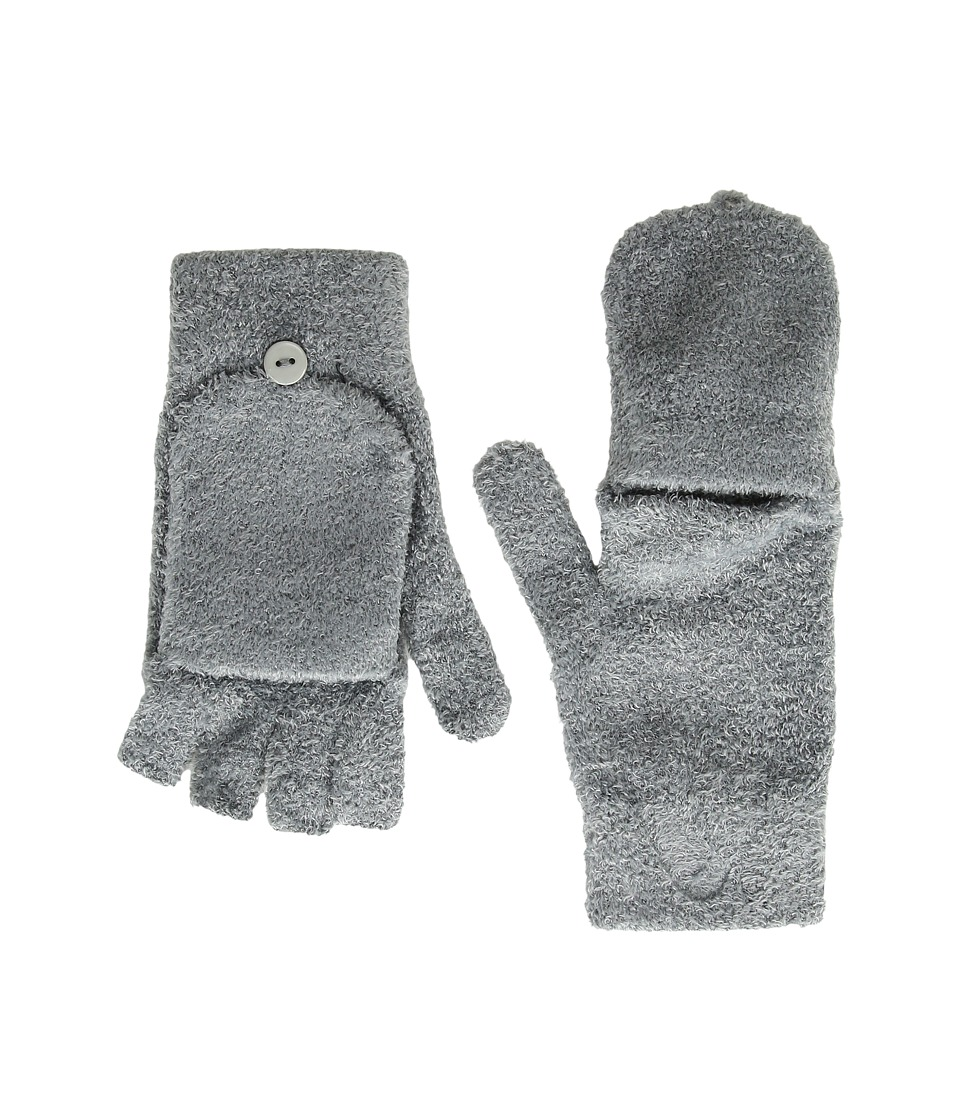 Steve Madden - Sold Magic Tailgate Gloves (Charcoal) Extreme Cold Weather Gloves