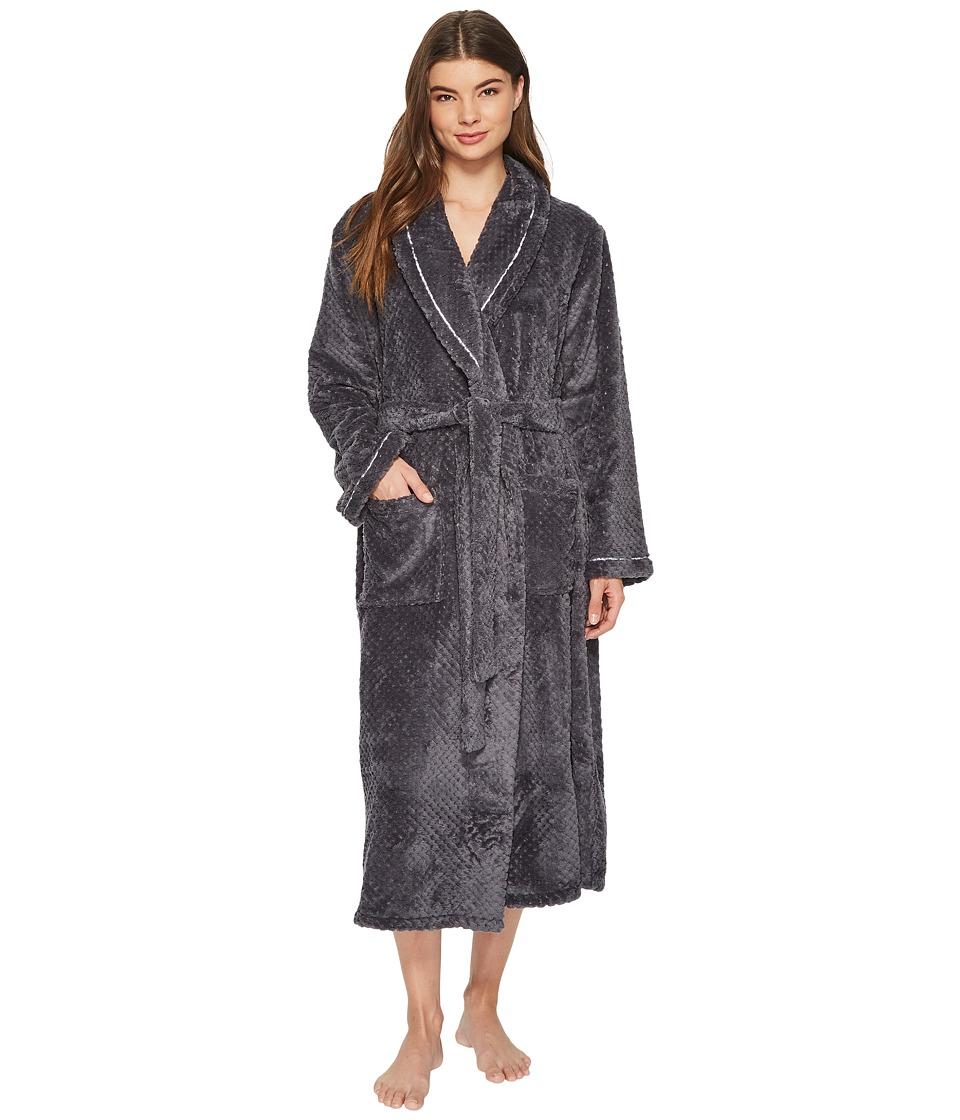 Eileen West - Chenille Ballet Wrap Robe