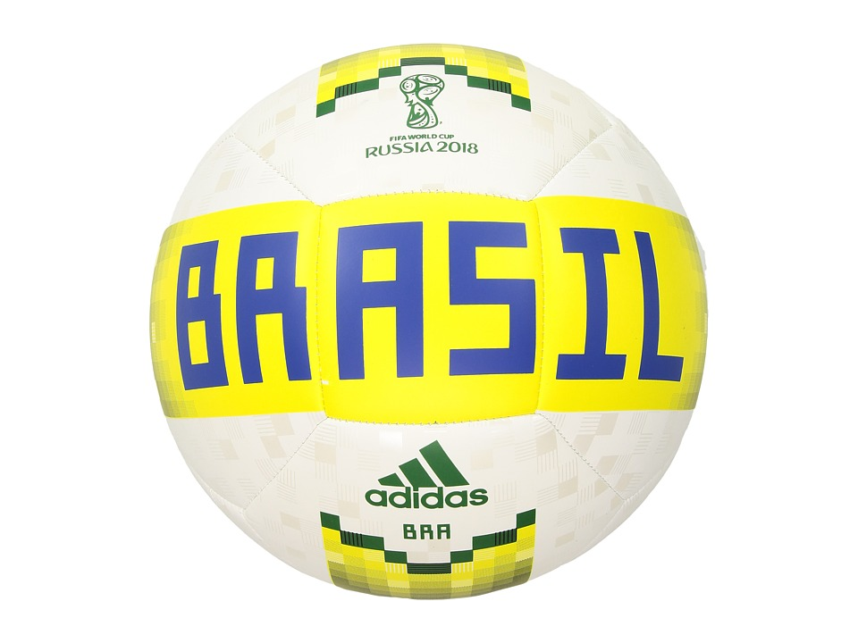 adidas - Official Licensed Product Brazil Ball
