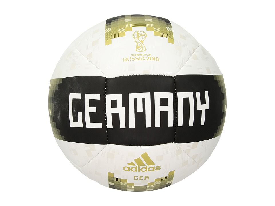adidas - Official Licensed Product Germany Ball