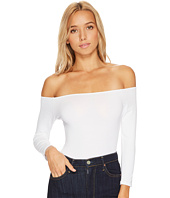 Only Hearts - So Fine 3/4 Sleeve Off Shoulder Bodysuit