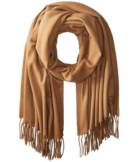 rag & bone Classic Wool Scarf - Camel