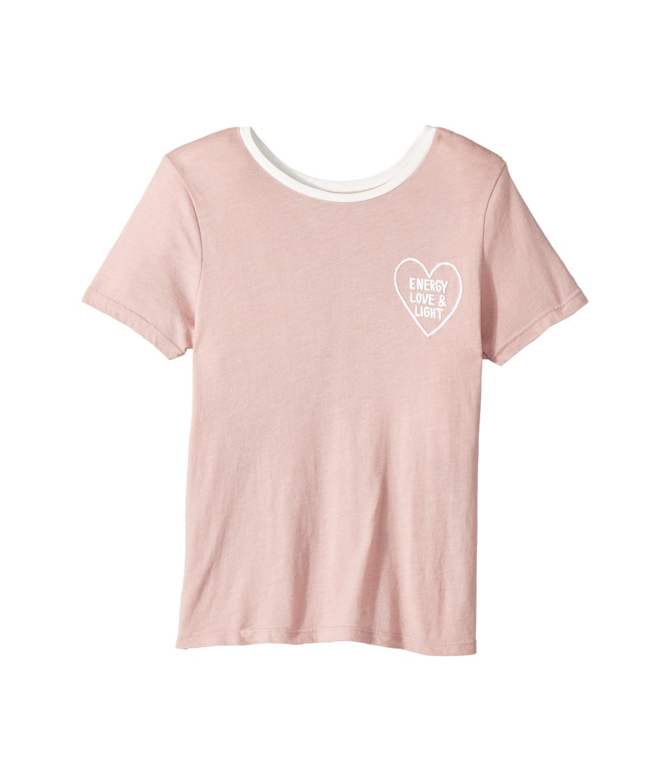 Spiritual Gangster Kids - Heart Outline Tee