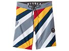 VISSLA Kids Beach Rays Four-Way Stretch Boardshorts 17 (Big Kids)