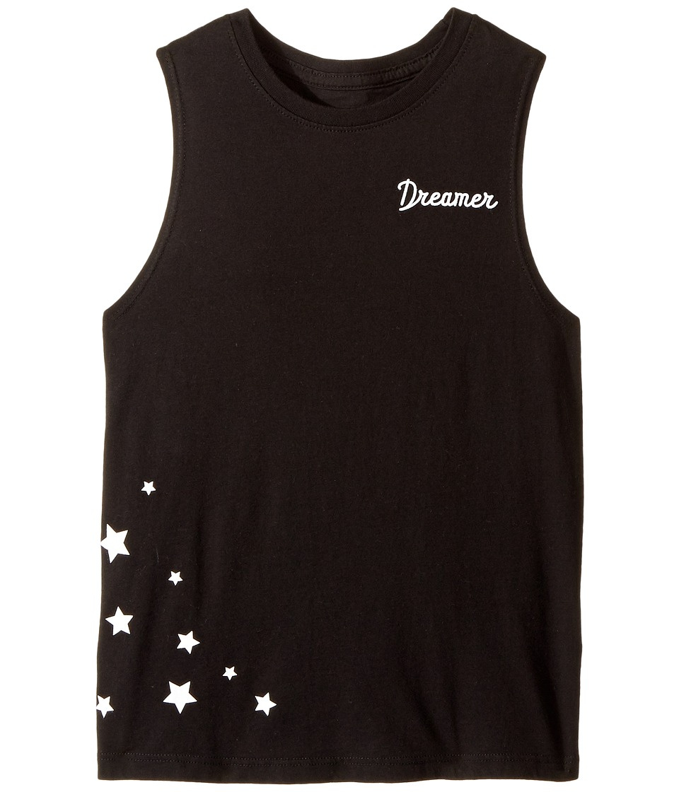 Spiritual Gangster Kids - Dreamer Script Muscle Tank Top