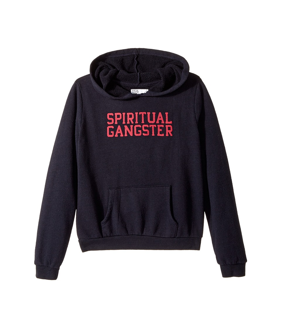 Spiritual Gangster Kids - SG Varsity Pullover Hoodie