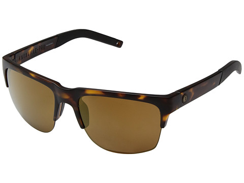 Electric Eyewear Knoxville Pro Polarized Plus - Matte Tortoise/Ohm+ Polar Bronze