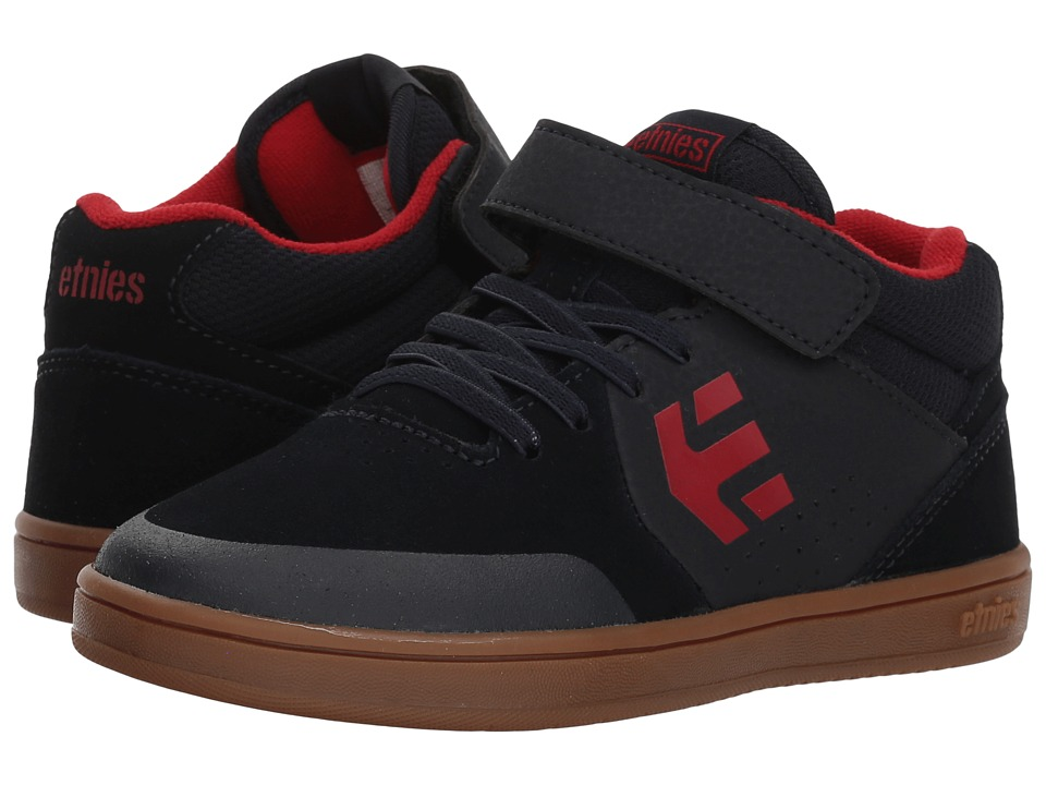 etnies Kids - Marana MT (Toddler/Little Kid/Big Kid) (Navy/Gum) Boys Shoes