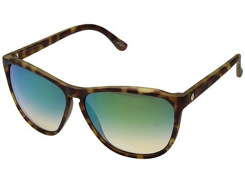 Electric Eyewear Encelia - Pineapple Tortoise/Ohm Green Chrome