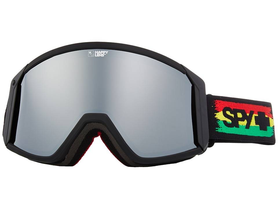 Spy Optic Raider (Blaze/Happy Bronze/Silver Spectra/Persimmon) Snow Goggles