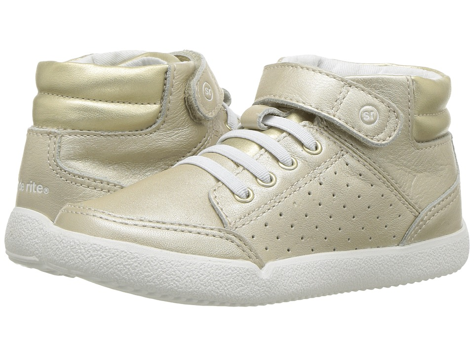 Stride Rite Stone (Toddler) (Champagne) Girls Shoes