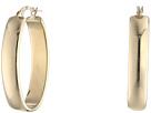 Roberto Coin Roberto Coin Oro Classic Earrings