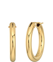 Roberto Coin - Perfect Hoop Earrings