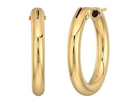 Roberto Coin Perfect Hoop Earrings
