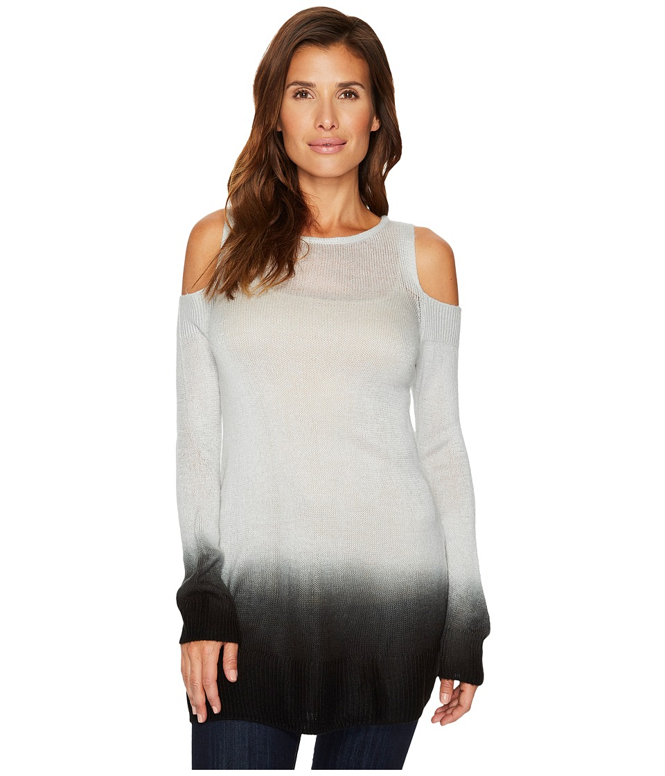 TWO by Vince Camuto - Long Sleeve Cold Shoulder Dip