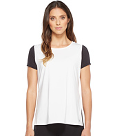Ivanka Trump - High-Low Color Contrast Tee