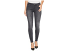 KUT from the Kloth Mia Toothpick Skinny in Model w/ Dark Stone Base Wash
