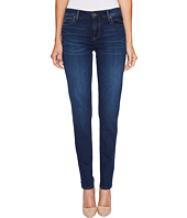 KUT from the Kloth - Diana Skinny in Model w/ Dark Stone Base Wash
