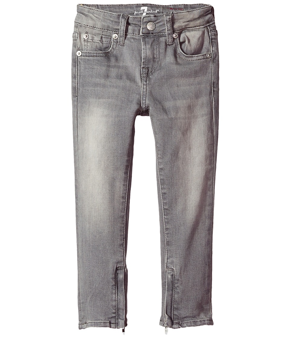 7 For All Mankind Kids - Denim Jeans in London Grey Skies