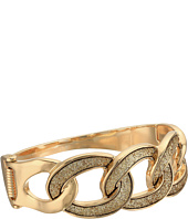 GUESS - Frozen Link Hinge Bangle