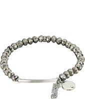 GUESS - Stretch Bead Bracelet with Love Drop