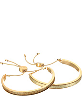 GUESS - Two-Piece Glittler Slider Bangle Set