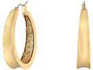GUESS - Medium Band Hoop Earrings