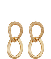 GUESS - Double Link Drop Earrings